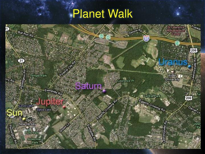 Planet Walk