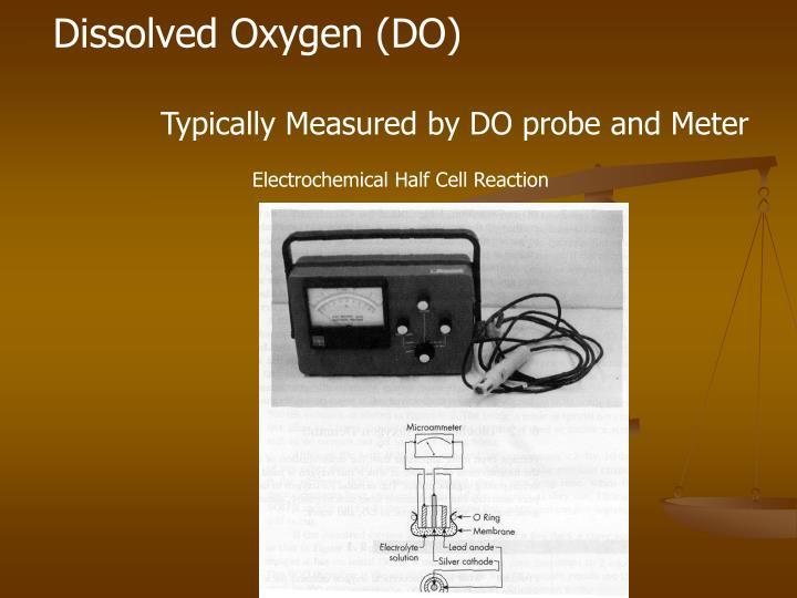 Dissolved Oxygen (DO)