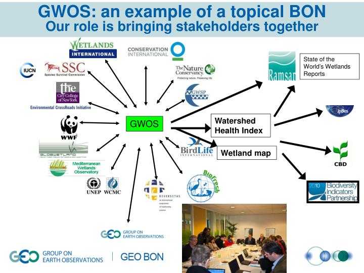 State of the World's Wetlands Reports