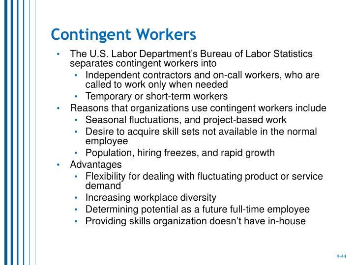 Contingent Workers