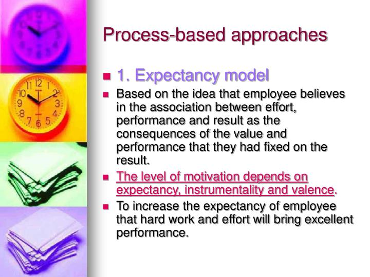 Process-based approaches