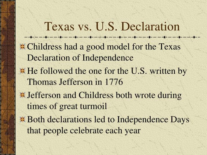u s constitution vs texas constitution Govt 2306 compare and contrast the united states constitution and the texas constitution the us constitution and the texas constitution are similar in a number of ways both constitutions were drafted by wealthy, predominately-white, well-educated landowners.