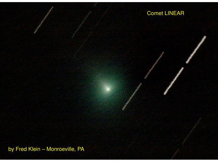 Comet LINEAR