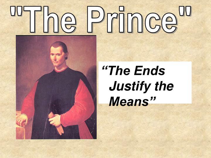 """""""The Prince"""""""