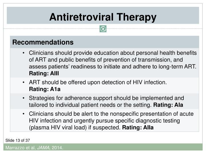 Antiretroviral
