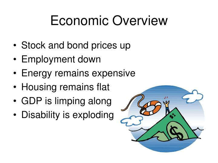 Economic overview