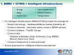 1 bwrc citris intelligent infrastructures