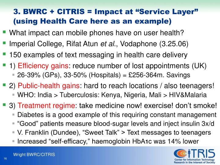 What impact can mobile phones have on user health?