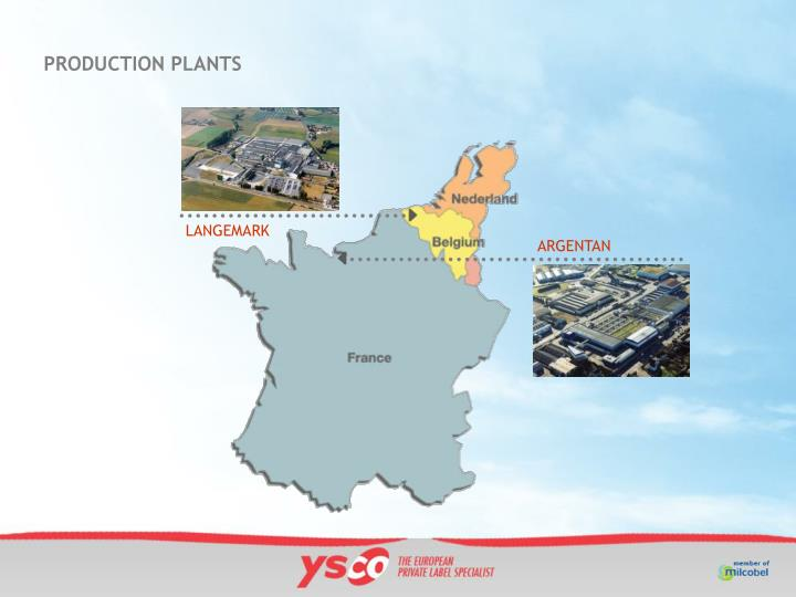 PRODUCTION PLANTS