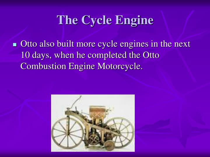 The Cycle Engine