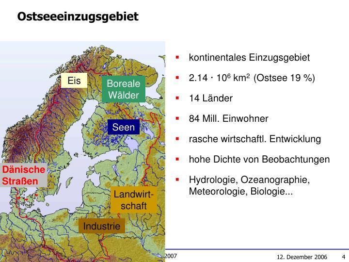 Ostseeeinzugsgebiet