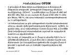 modulazione ofdm