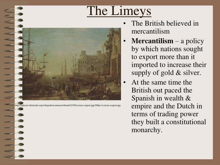 The Limeys