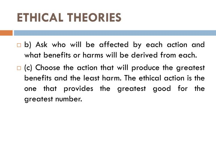 ethical theory on cyberslacking affect on it industry essay The training may also build the employee's confidence because she has a stronger understanding of the industry and the responsibilities of her job.