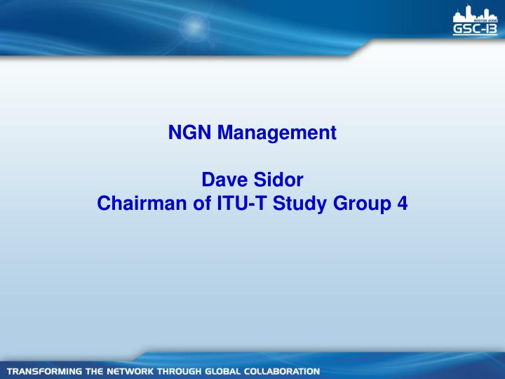 NGN Management
