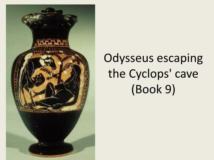 an overview of the middle of book 9 and the odysseus in the odyssey by homer The odyssey study guide contains a biography of homer, literature essays, a  complete  the odyssey summary and analysis of books 9-12.