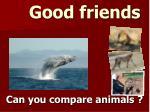 good friends1
