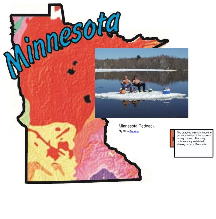 Minnesota Redneck