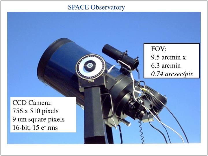 SPACE Observatory