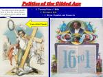 politics of the gilded age13