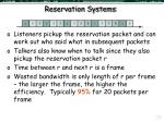 reservation systems1