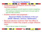 neutrino oscillations1
