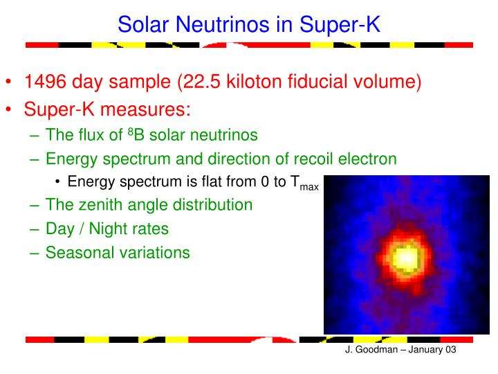Solar Neutrinos in Super-K