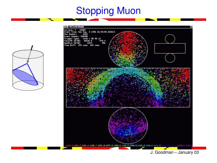 Stopping Muon