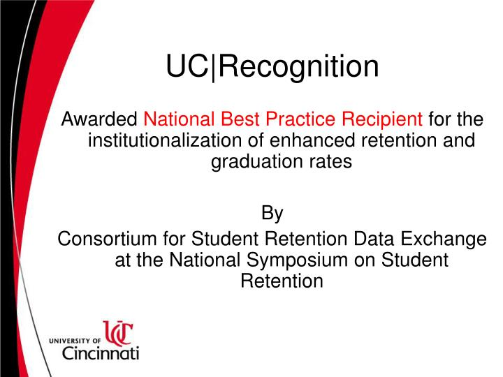 UC|Recognition