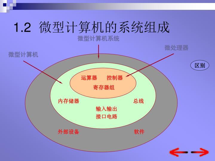微型计算机系统