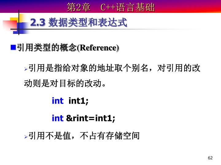 引用是指给对象的地址取个别名,对引用的改动则是对目标的改动。