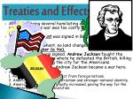 treaties and effects