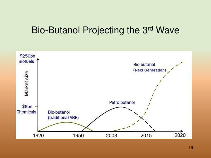Bio-Butanol Projecting the 3