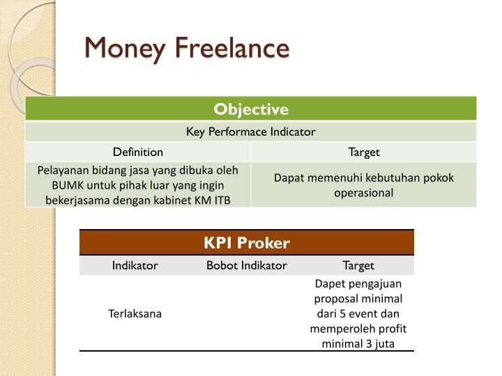 Money Freelance