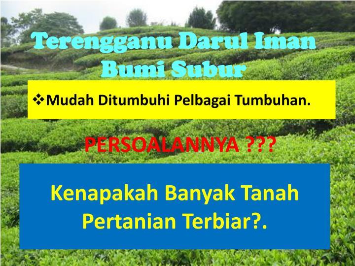 Terengganu Darul Iman