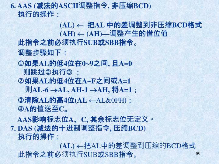 6. AAS (