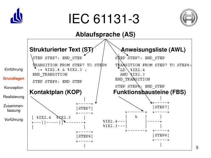 IEC 61131-3