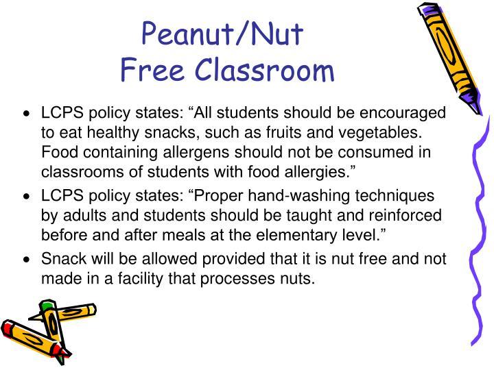 Peanut/Nut