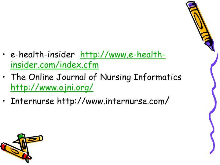 e-health-insider