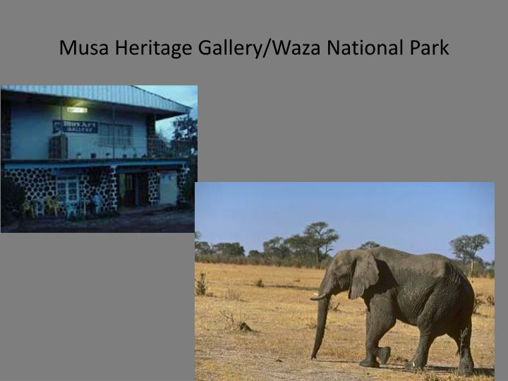 Musa Heritage Gallery/