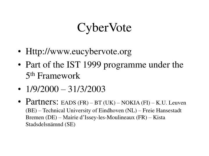 CyberVote