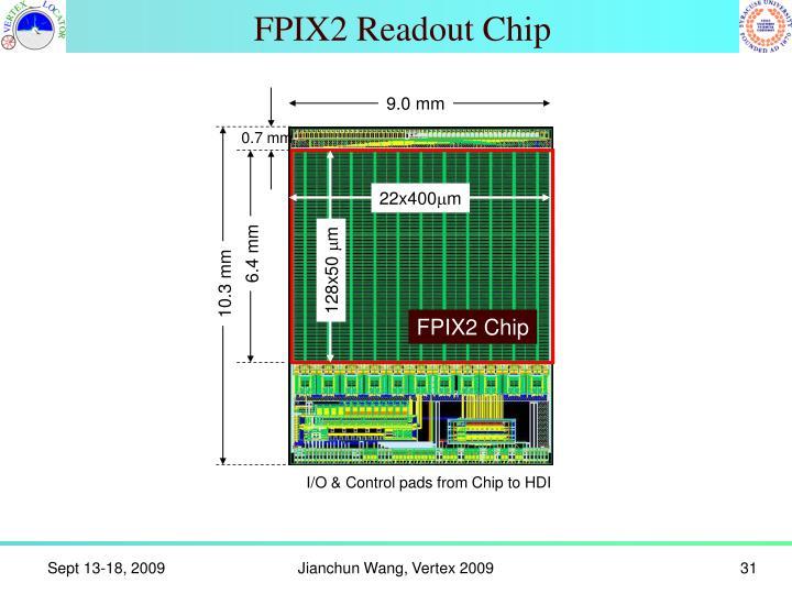 FPIX2 Readout Chip