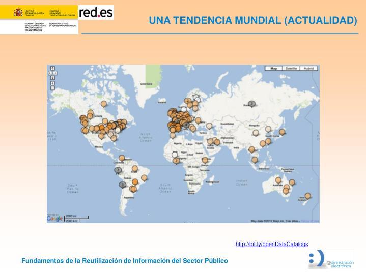 UNA TENDENCIA MUNDIAL (ACTUALIDAD)