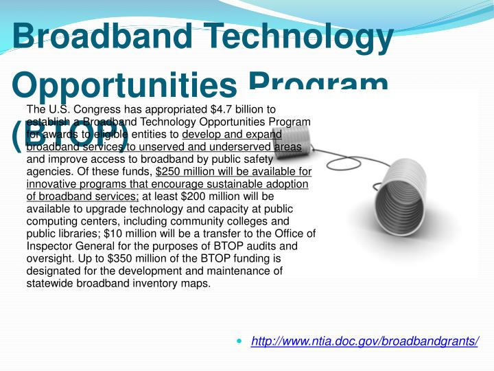 Broadband Technology
