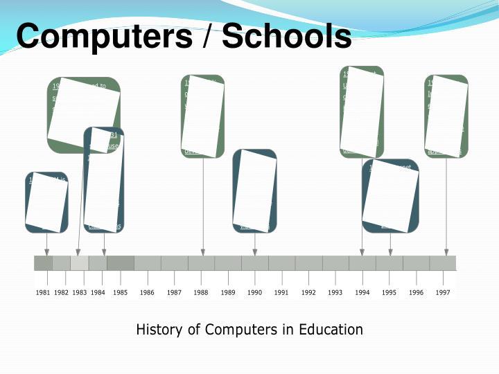 Computers / Schools