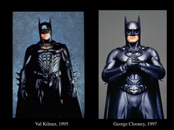 Val Kilmer, 1995