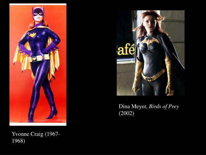 Dina Meyer,