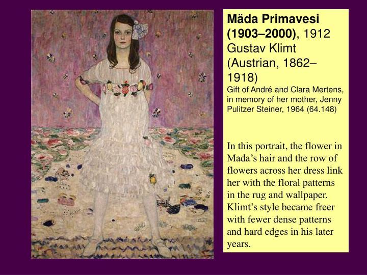 Mäda Primavesi (1903–2000)