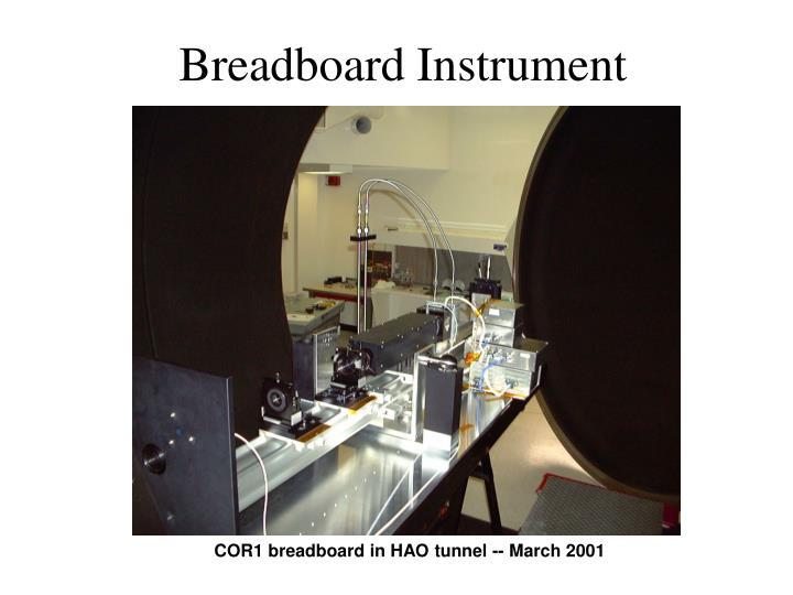 Breadboard Instrument