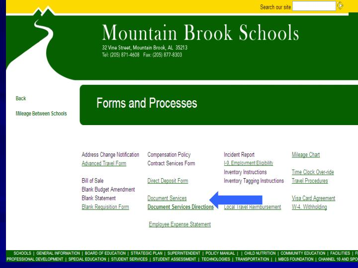 Mountain Brook Schools Home Page